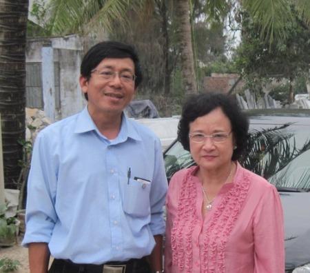 Tac gia-va cuu Bo truong Bo Y Te Tran thi Trung Chien